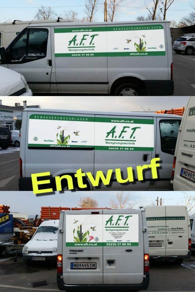 AFT Autobeschriftung
