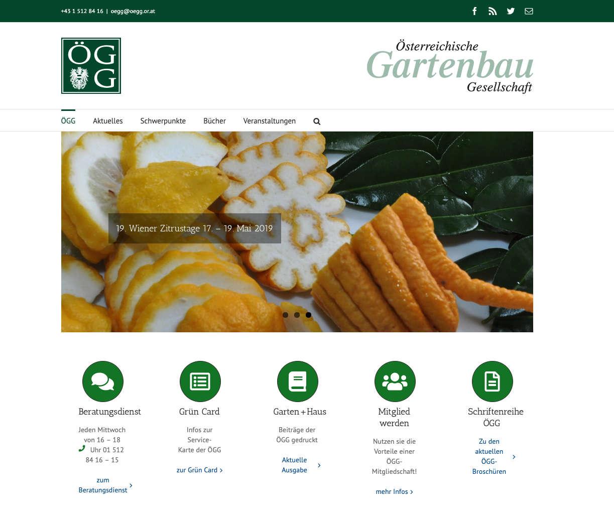 ÖGG Startseite