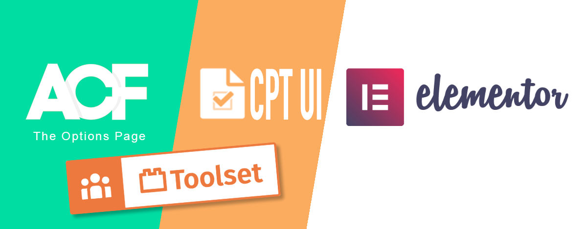ACF CPT Toolset Elementor