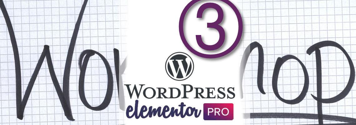 Webseite selber erstellen WorkShop 3