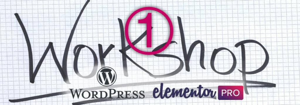 Webseite Erstellen mit WordPress und Elementor Pro