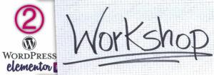 Workshop WordPress Elementor Einstellungen
