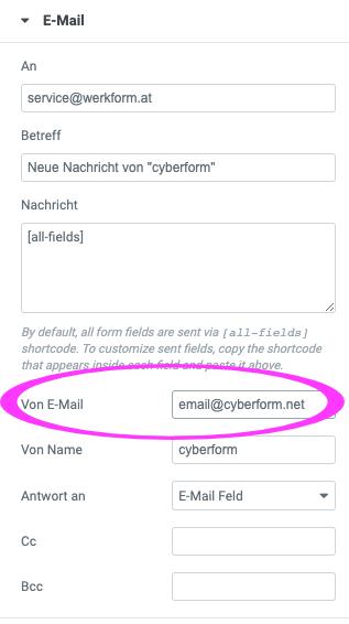 von_email