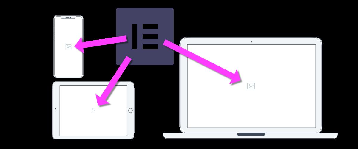 Responsive Design und Layout mit Elementor